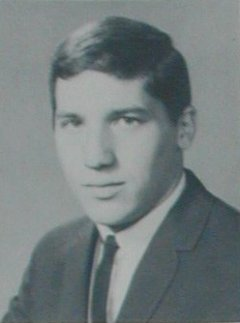 John Alvin 1966 Yearbook Picture