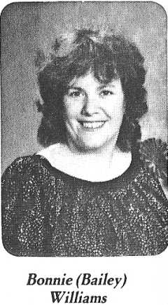 Bonnie Bailey - 1986