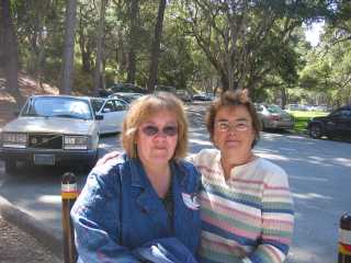 Bonnie Bailey and Maria Seda