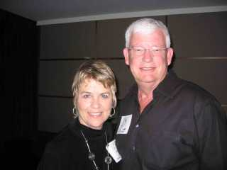 Marilyn Barnes and Ron Tremper - 2011