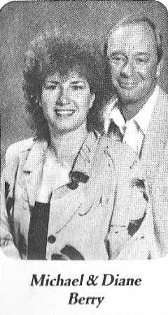 Michael Berry - 1986