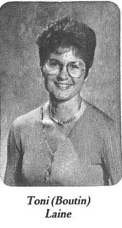 Toni Boutin - 1986