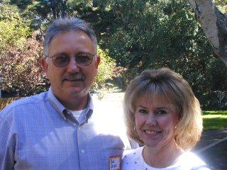 Bob and Judy Brisco - 2001