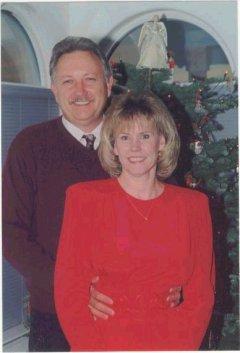 Bob and Judy Brisco - Christmas 2000