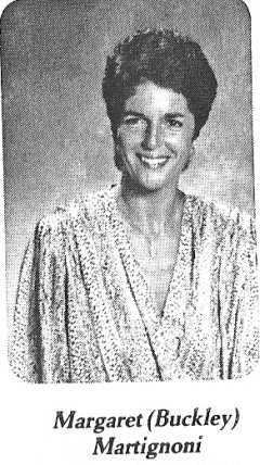 Margaret Buckley - 1986