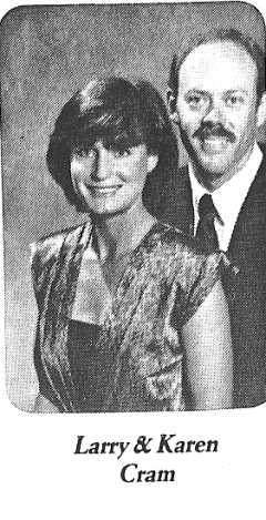 Larry Cram - 1986