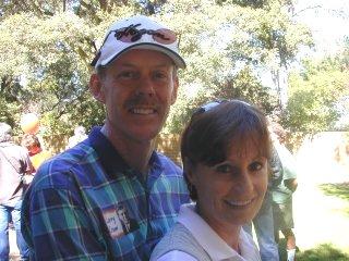 Larry and Karen Cram - 2001
