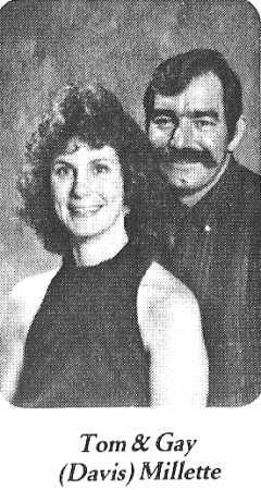 Gay (Davis) Millette - 1986