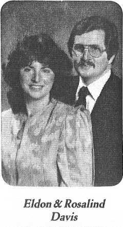 Eldon Davis - 1986