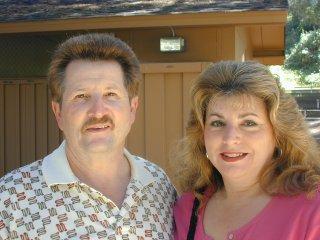 Eldon Davis and Anita Kavanagh - 2001