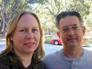 Steve and Sheryl Donahue - 2001