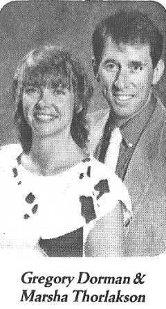 Greg Dorman - 1986