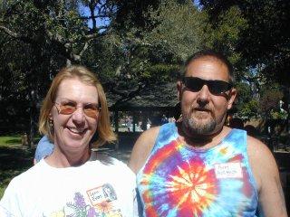 Lynn Evers and Kurt Helmich - 2001