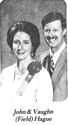 Vaughn Field - 1986