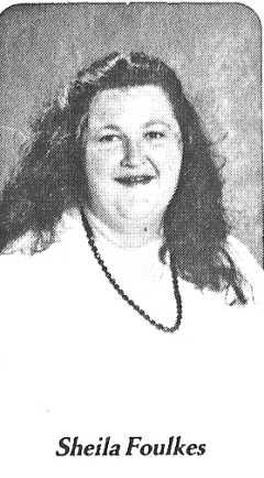 Sheila Foulkes - 1986