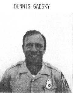 Dennis Gadsky - 1986