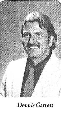 Dennis Garrett - 1986
