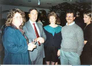 Pat Godfrey - 1991
