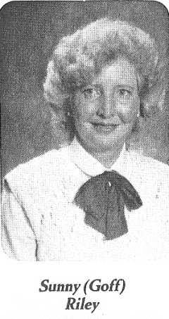 Rebecca Golf - 1986