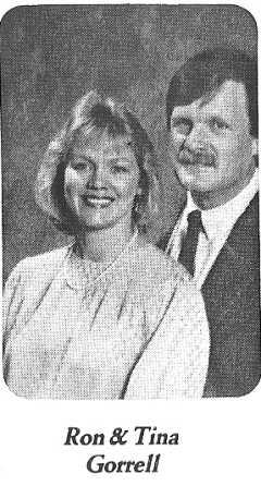 Ron Gorrell - 1986