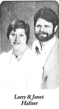Larry Hafner - 1986