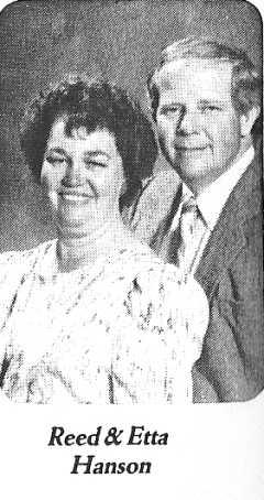 Reed Hanson - 1986
