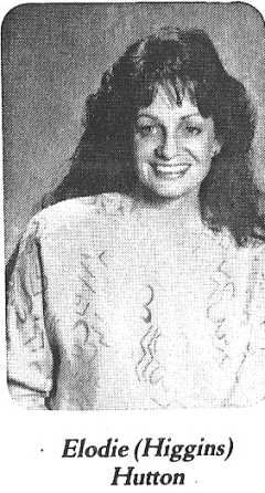 Elodie Higgins - 1986