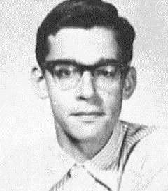 John Hillebrand 1965 Yearbook photo