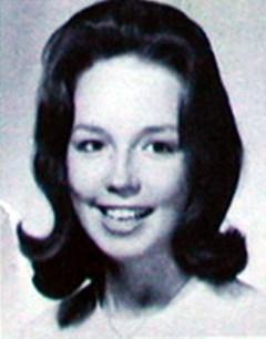 Paula Hitchcock 1965 Yearbook photo