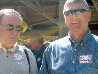 Dan Hufford and Gene VanScoy - 2006
