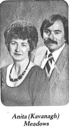 Anita Kavanagh - 1986