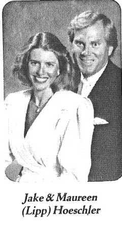 Maureen Lipp - 1986