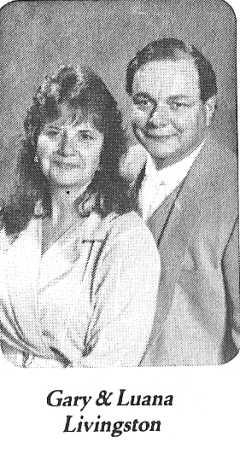 Gary Livingston - 1986
