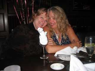 Joyce Locke and Dixie Layne - 2006