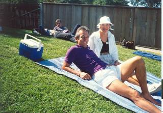 George Luckert - 1991 with Brady