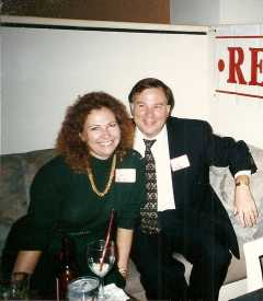 Tom and Betsy Satterfield - 1996