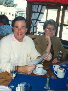 Tom and Paula MacDonald