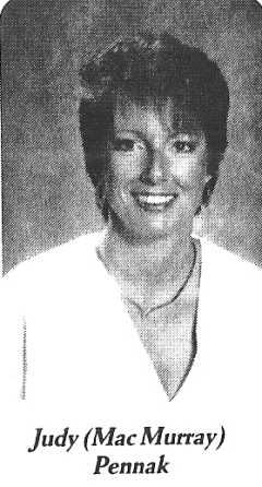 Judy MacMurray - 1986