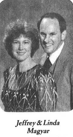 Jeff Magyar - 1986