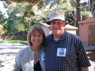 Jeff and Linda Magyar 2011