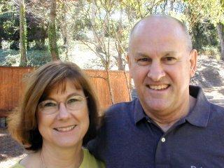 Linda and Jeff Magyar 2001