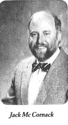 Jack McCornack - 1986