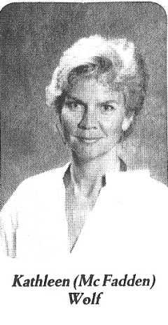 Kathleen McFadden - 1986