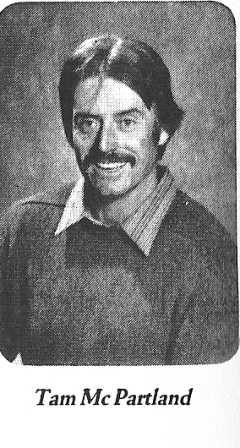 Tam McPartland - 1986