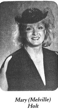 Mary Melville - 1986