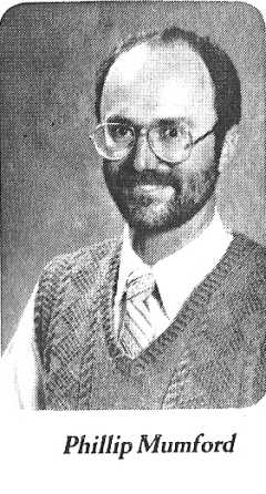 Phillip Mumford - 1986