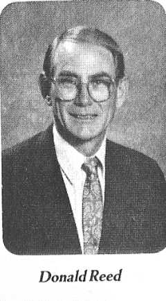 Donald Reed - 1986