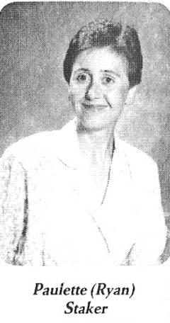 Paulette Ryan - 1986 Reunion
