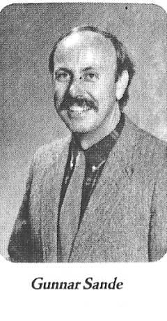 Gunnar Sande - 1986 Reunion