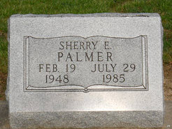 Sherry Smith - Gravemarker